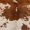 Kůže se srstí K5 9 Kůže se srstí hnědoobílá. Použití: Křesla, ušáky, pohovky, sedací soupravy a koberce. Upozornění: barvy které vidíte na obrazovce se nemusí shodovat se skutečností.