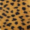 Kůže se srstí s potiskem K6 17 Dekor A8_167