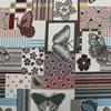 Velké vzory L1 Atajo Crisalida C/29 Materiál: 70% Polyester, 30% Bavlna