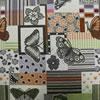 Velké vzory L1 Atajo Crisalida C/37 Materiál: 70% Polyester, 30% Bavlna