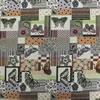 Velké vzory L1 Atajo Ninfa C/37 Materiál: 70% Polyester, 30% Bavlna