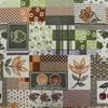Velké vzory L1 Atajo Peres C/37 Materiál: 70% Polyester, 30% Bavlna