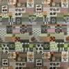 Velké vzory L1 Atajo Pomes C/37 Materiál: 70% Polyester, 30% Bavlna