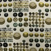 Velké vzory L1 Bottoni Verde Složení: 64% Polyester, 36% Bavlna