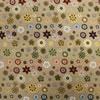Velké vzory L1 Delhi Naranja Složení: 52% Polyester, 48% Bavlna