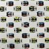 Velké vzory L1 ruta buho Materiál: 70% Polyester, 30% Bavlna
