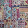 Velké vzory L1 Tribal Congo C/80 Materiál: 70% Polyester, 30% Bavlna