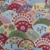 Velké vzory L1 Tribal Lagos C/80 Materiál: 70% Polyester, 30% Bavlna